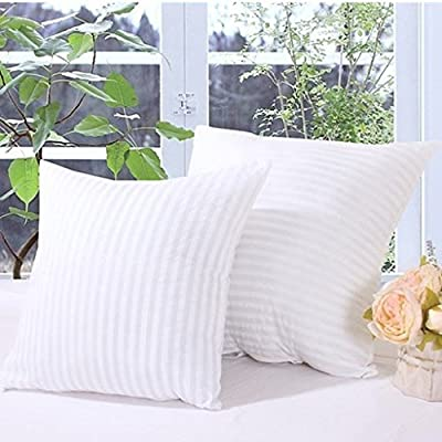 65x65cm Comfortable Pillow Cushion Cotton Made Filling Pillow Bed Home Decor