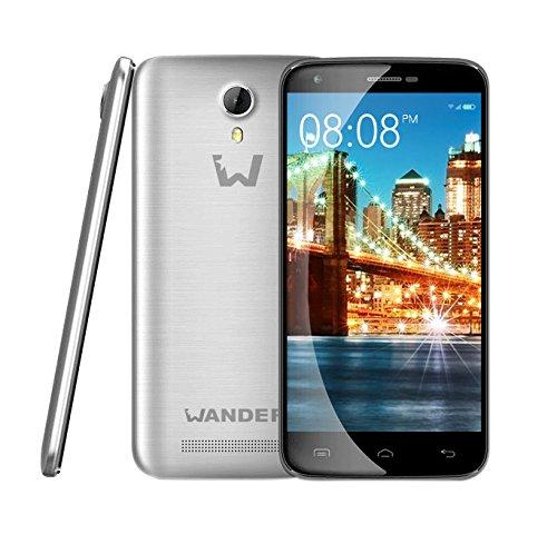 2 opinioni per Wander USA Smartphone W6- Dual Sim Mobile Phone Smart Phone Cell Phones-