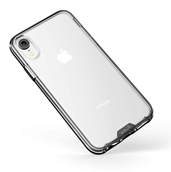 huge discount bb29b 98a1e Mous iPhone XR Clear Case, Anti Yellow and Anti Scratch Clarity Cover - No  SP Incl