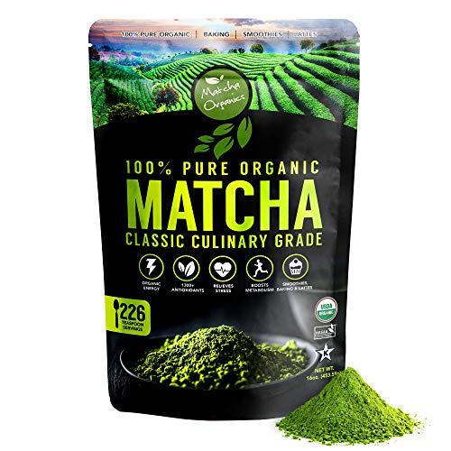 Matcha Organics Variation Classic Culinary