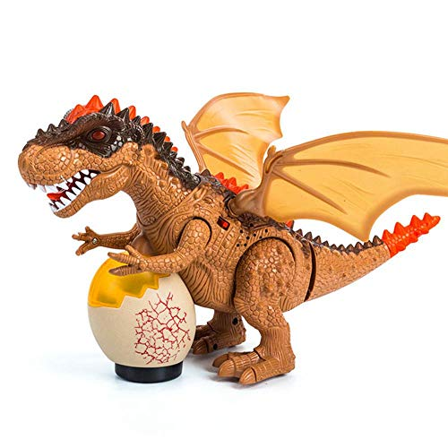 Womdee Walking Dinosaur That Roar with Light, Intelligent for sale  Delivered anywhere in Canada