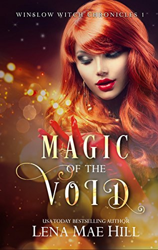 Magic of the Void: A Reverse Harem Witch Series (Winslow Witch Chronicles Book 1) cover