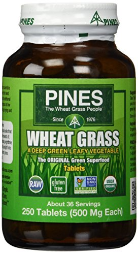 Pines 250 Count, Wheat Grass