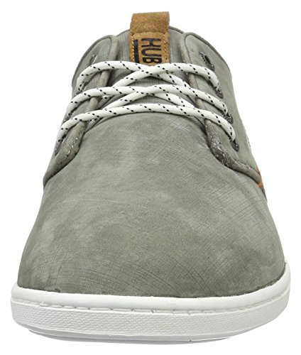 Hub Chuckonian N33 Scratched, Men's Low-Top Sneakers Grau (Grey)