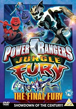 Power rangers jungle fury vol5 the final fury dvd amazon power rangers jungle fury vol5 the final fury dvd voltagebd Choice Image