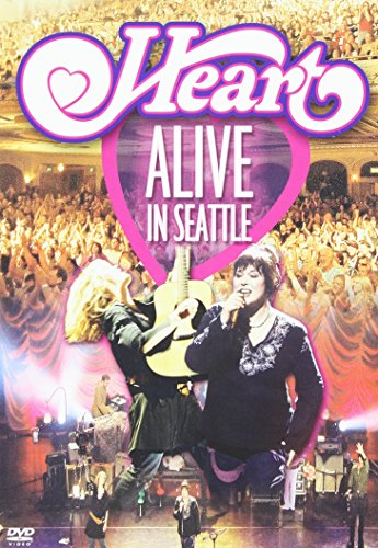 Heart - Alive in Seattle by Alfred Music