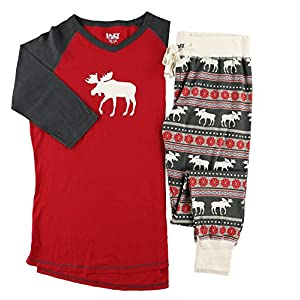 Women's Pajama Set by LazyOne | Cute Ladies Christmas Pajamas