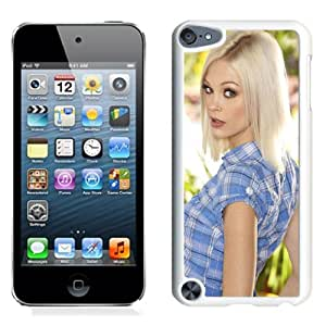 New Custom Designed Cover Case For iPod 5 Touch With Bree Daniels Girl Mobile Wallpaper(2).jpg