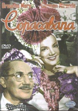 Copacabana [DVD]: Amazon.es: Groucho Marx, Carmen Miranda, Alfred ...