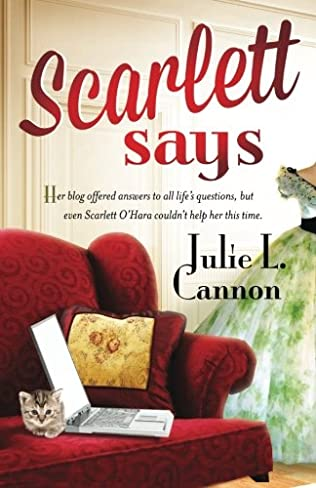book cover of Scarlett Says