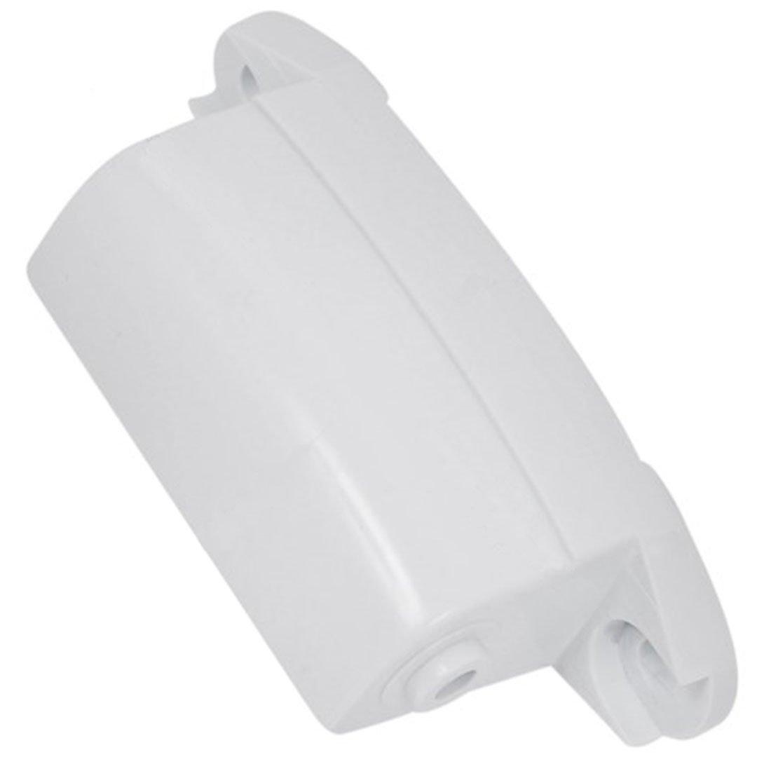 Crusader Tumble Dryer Plastic Door Hinge (White)