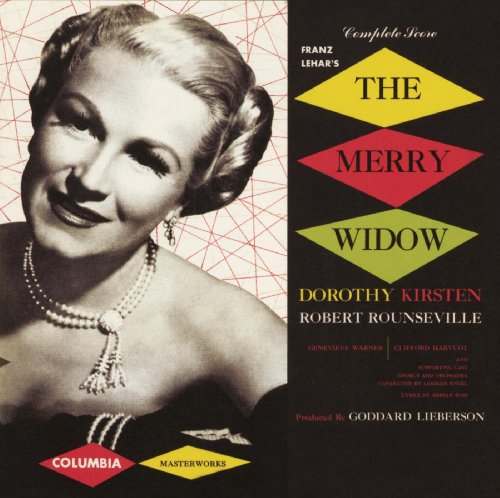 - The Merry Widow (1952 Studio Cast Recording)
