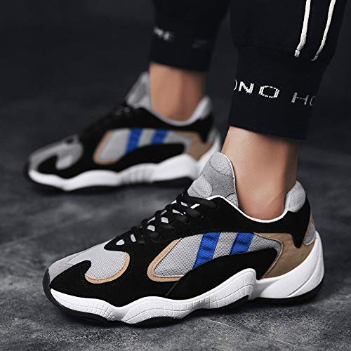 Men's Wear Running 椰 Single Light Leisure Shoes Trend Shoes Resistant NANXIEHO Harajuku Shoes Breathable Aw8xdU