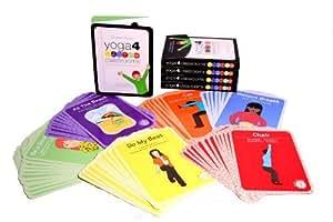 Yoga 4 Classrooms Activity Card Deck