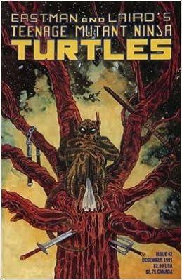 Teenage Mutant Ninja Turtles Vol1 Issue 42 December 1991 ...
