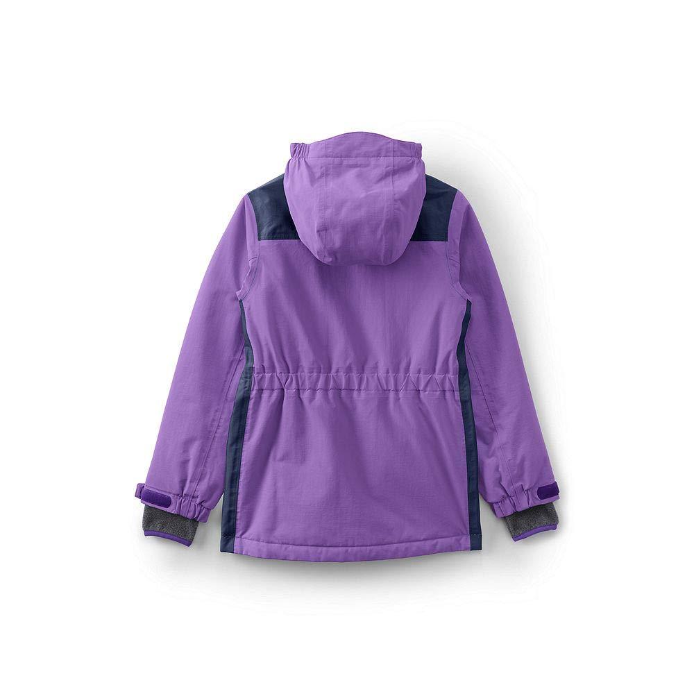 3e0dc7ba8 Amazon.com: Lands' End Girls Squall Waterproof Winter Parka: Clothing