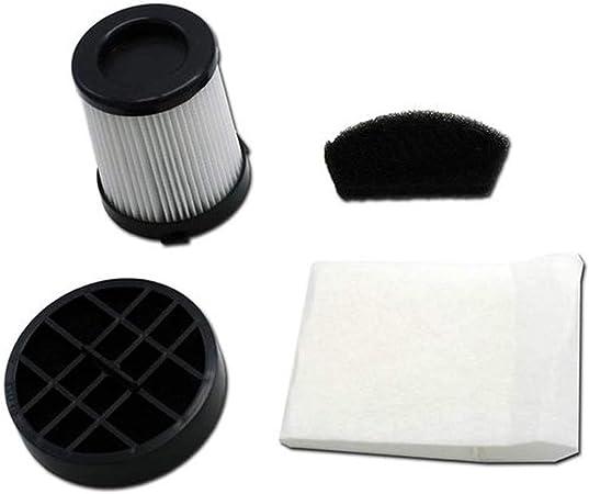 Recamania Pack de filtros Originales Aspirador Dirt Devil M2615: Amazon.es: Hogar