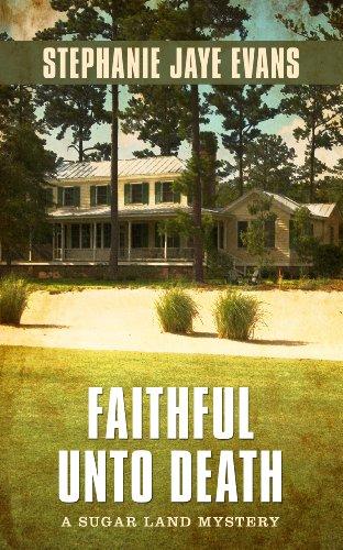 book cover of Faithful Unto Death