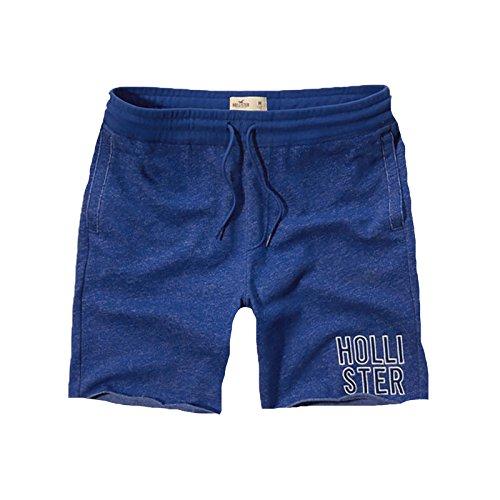 hollister-mens-fleece-shorts-prep-beach-shorts-m-blue