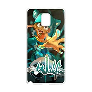 Samsung Galaxy Note 4 Cell Phone Case Protective cover for Wakfu - The animated series pattern design GQWFAS7093