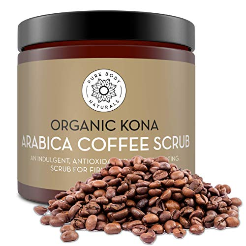 Best coffee body wash