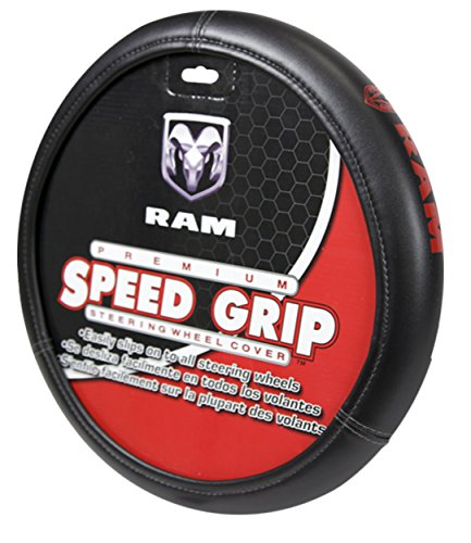 Ram Style Premium Speed Grip Steering Wheel Cover