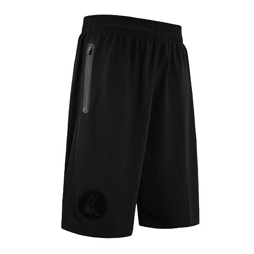 AresKo Mens Basketball Shorts, Plus Size Basketball Sports Shorts ...