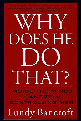Control Coercive (Why Does He Do That?: Inside the Minds of Angry and Controlling Men)