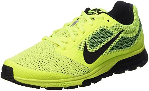 Nike Air Zoom Fly 2 Zapatillas de running, Hombre Verde / Negro (Volt / Black-Green Strike)