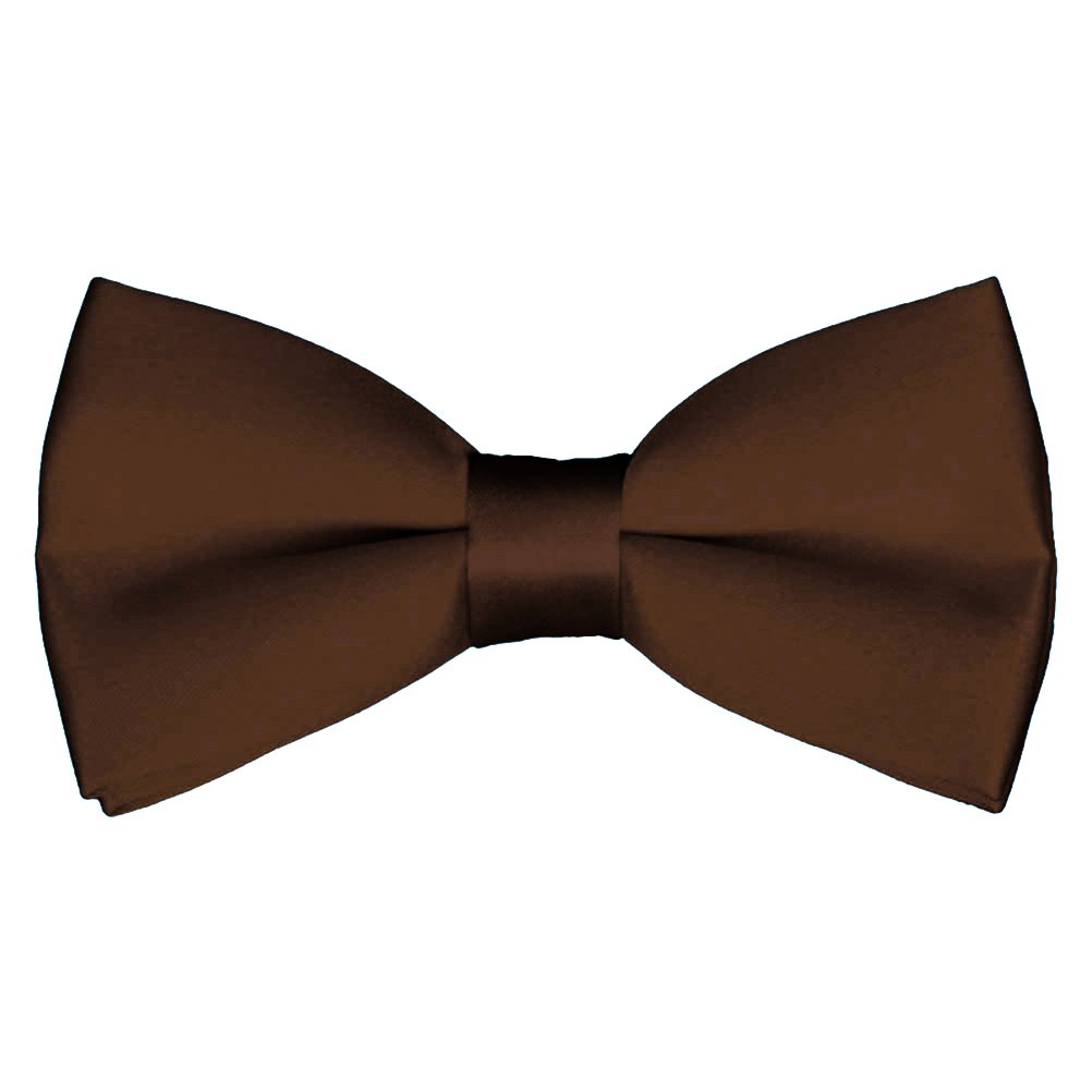 Mens Classic Pre-Tied Satin Formal Tuxedo Bowtie Adjustable Length Large Variety Colors Available, by Platinum Hanger by Platinum Hanger (Black) BT-01