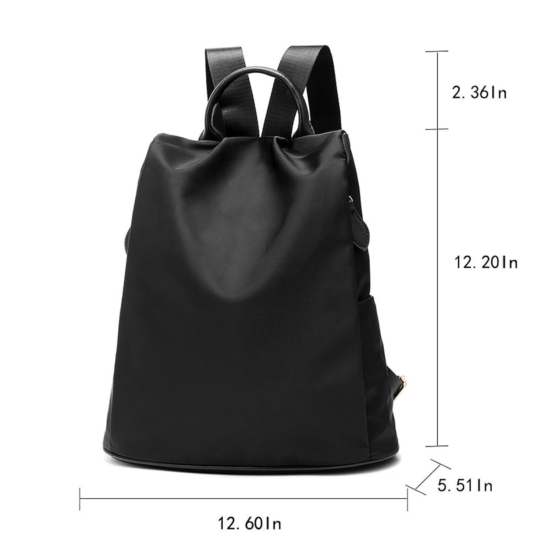 2808a6c8dca1 LoZoDo Women Backpack Purse Waterproof Anti-theft Rucksack Lightweight  Shoulder School Bags for Girls