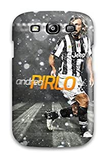 Galaxy S3 Cover Case - Eco-friendly Packaging(andrea Pirlo)