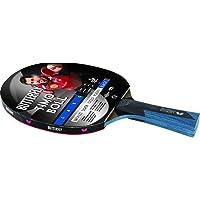 Butterfly - Raqueta de Tenis de Mesa para Adultos de Timo Boll, Negra, M, 85031