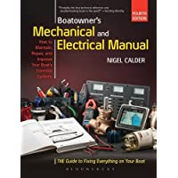 Boatowner's Mechanical and Electrical Manual: Repair and Improve Your Boat's Essential Systems
