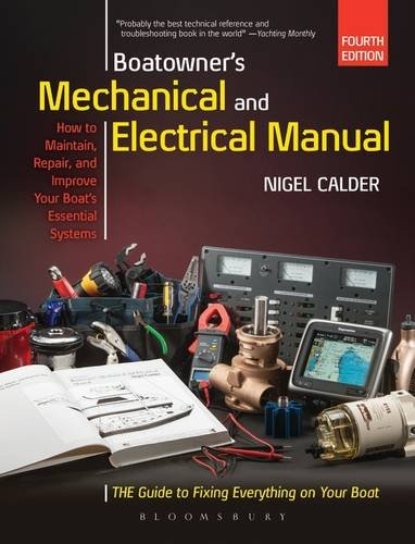 Download Boatowner's Mechanical and Electrical Manual: Repair and Improve Your Boat's Essential Systems ebook