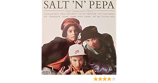 salt n pepa greatest hits album