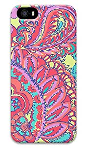 Red Phoenix Feather i phone5 case