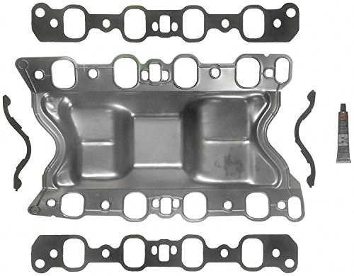Intake Manifold Valley Pan (Fel-Pro MS 96010 Intake Manifold Valley Pan Gasket Set)