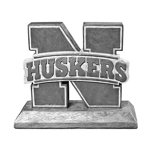 Nebraska Cornhuskers NCAA ''Husker'' College Mascot 14in Vintage Statue by Stone Mascots