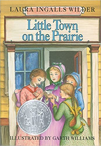 Book Little Town on the Prairie (Little House) by Laura Ingalls Wilder (1953-10-14)