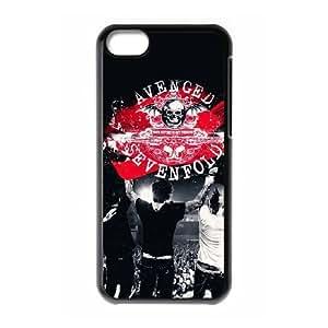 iPhone 5C Phone Case Black Avenged Sevenfold ZCC581701