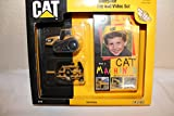 ERTL Caterpillar Video & Toy Set, Challenger Tractor & Disk, 1:64 Scale, NIB