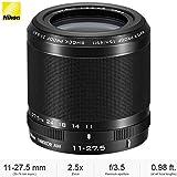 Nikon 1 NIKKOR AW 11-27.5mm f/3.5-5.6 Lens Black (3363B) - (Certified Refurbished)