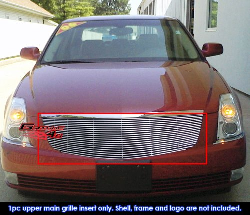 Cadillac Grill - 06-10 Cadillac DTS Billet Grille Grill Insert # A86764A