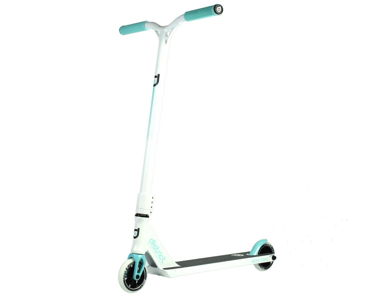 District C253 Scooter (Mint) by District