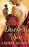 Duchess of Sin by Laurel McKee front cover