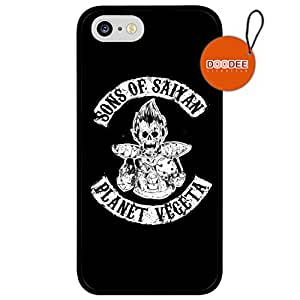 Dragonball Z Anime iPhone 5 / 5s Case & Cover Design Fashion Trend Cool Case Back Cover Silicone 204