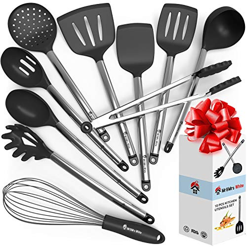 Kitchen Utensil Set Utensils Stainless