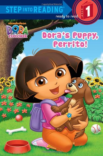 Dora's Puppy, Perrito! (Dora the Explorer) (Step into Reading)
