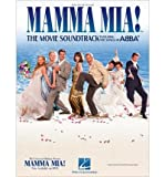 mamma mia the movie soundtrack featuring the songs of abba big note piano paperback common